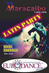 Latin Party corfu